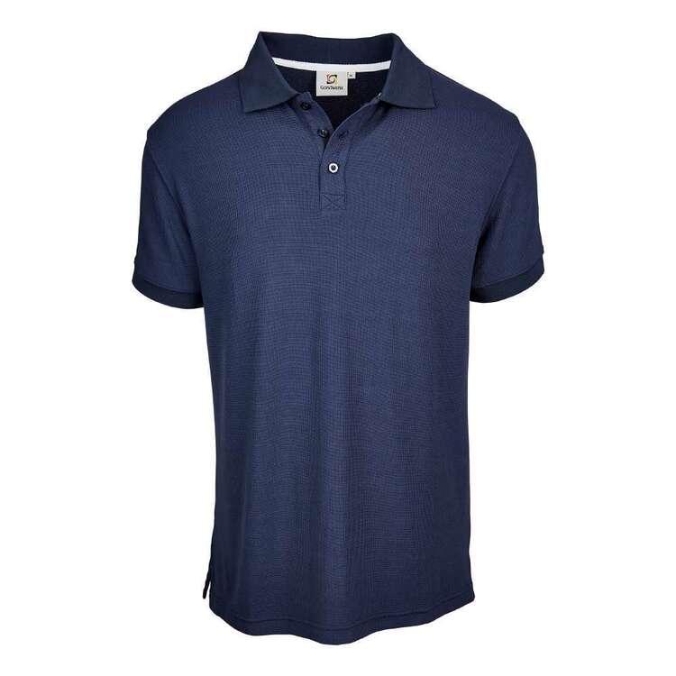 Gondwana Men's Coastal Polo Shirt