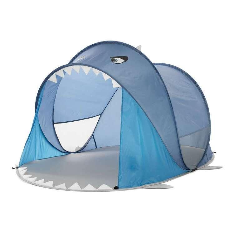 Kids Pop Up Shark Play Tent