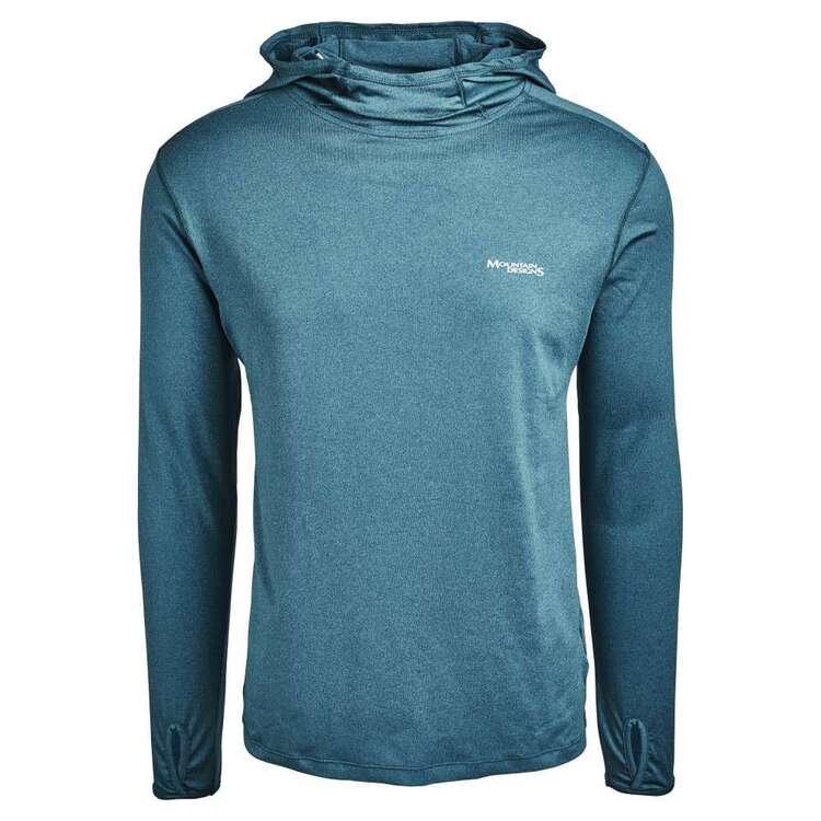 Mountain Designs Men's Vapour Hooded Pullover