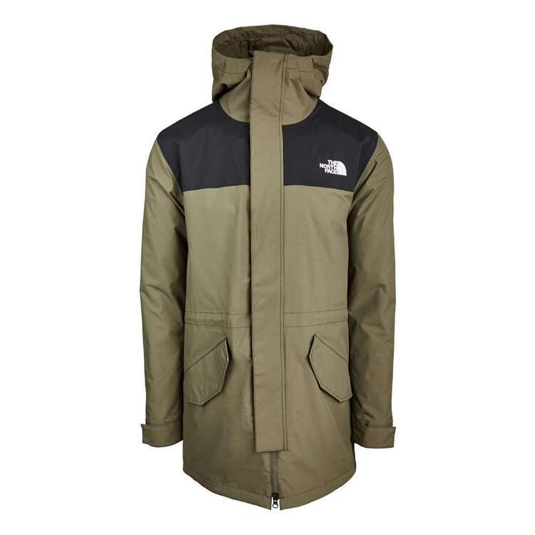 The North Face Men's City Breeze Rain Parka