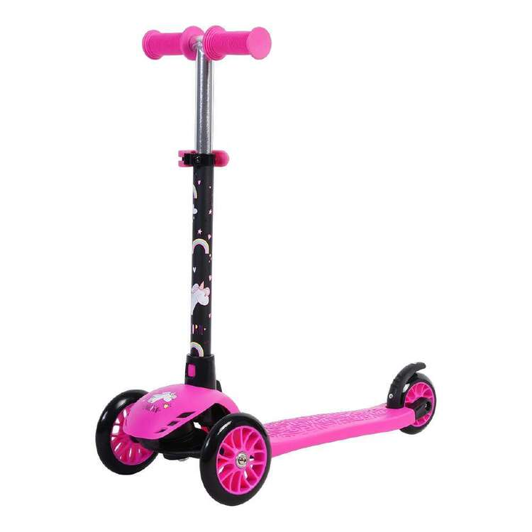 Anaconda Kids Unicorn Tri Scooter
