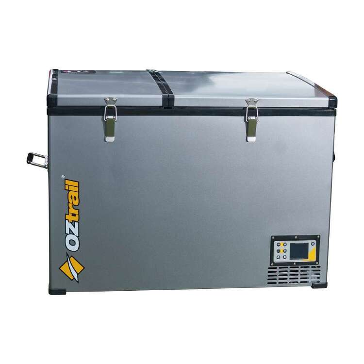 Oztrail 125L Dual Zone Fridge/Freezer with Cover
