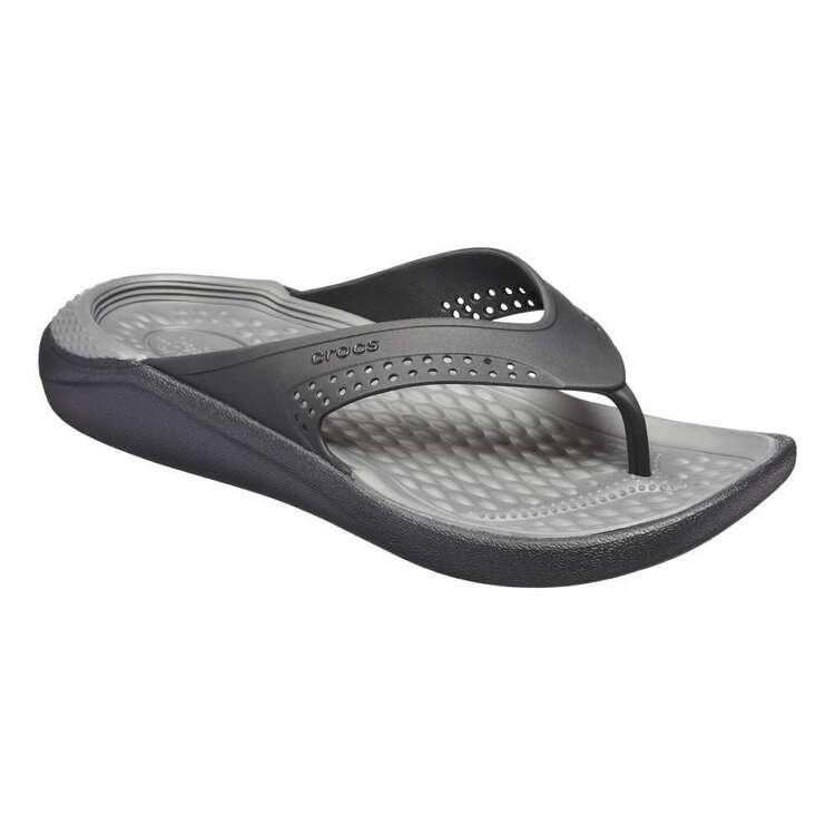 Crocs Men's Lite Ride Flip Thongs
