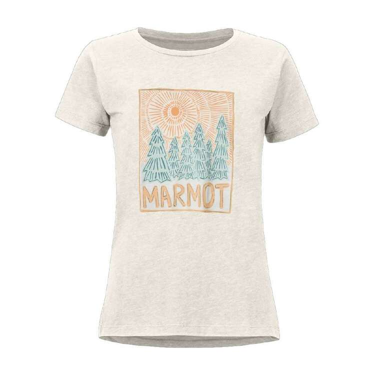 Marmot Women's Woodblock Short Sleeve Tee
