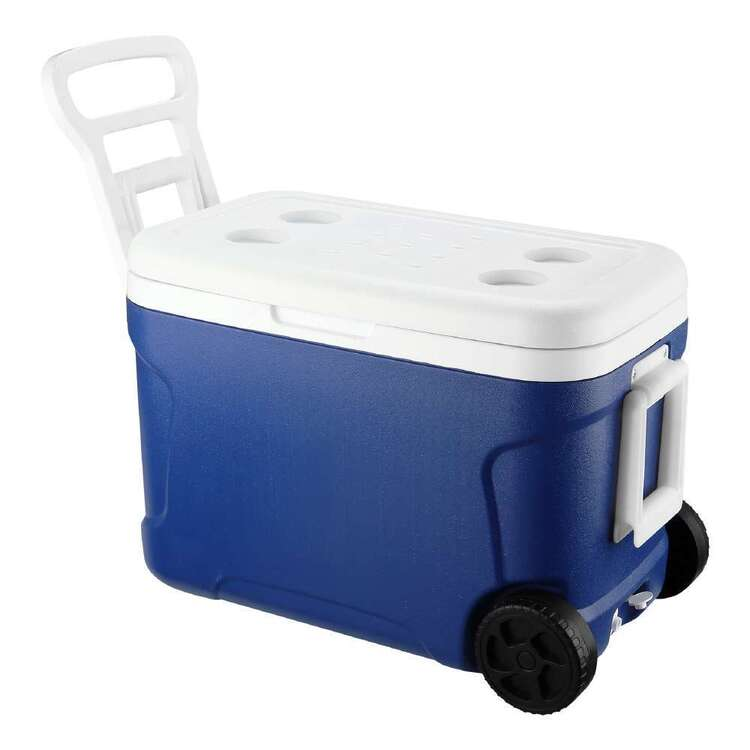 Spinifex 55L Wheeled Hard Cooler