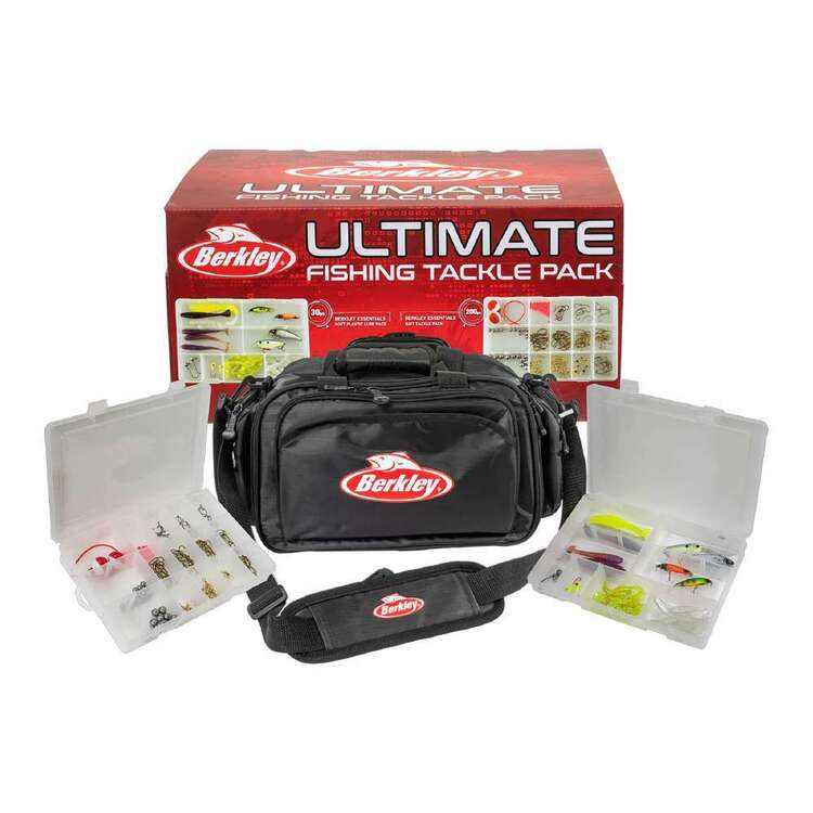 Berkley 200 Piece Ultimate Tackle Pack
