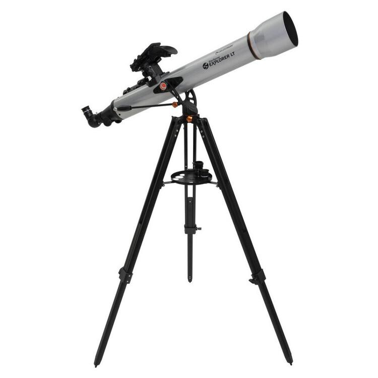 Celestron Starsense 80AZ Refractor Telescope