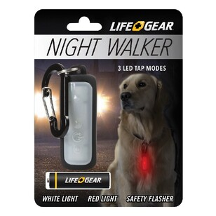 Life+Gear Night Walker Pet Clip Light