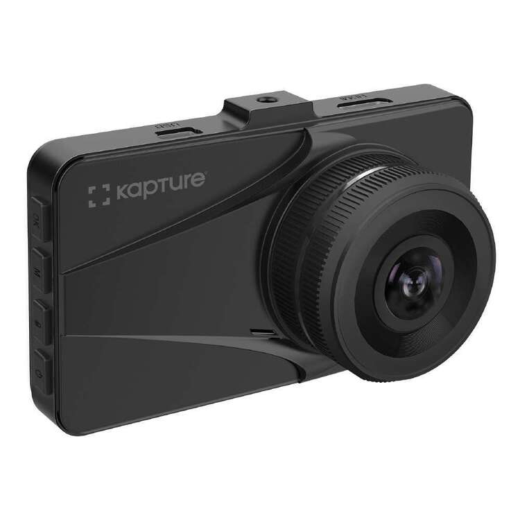 "Kapture KPT-522 3"" Dash & Rear Cam FHD 1080p"