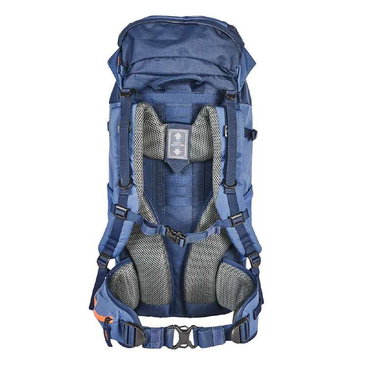 Denali Vallo 45L Hike Pack Blue & Orange 45 L