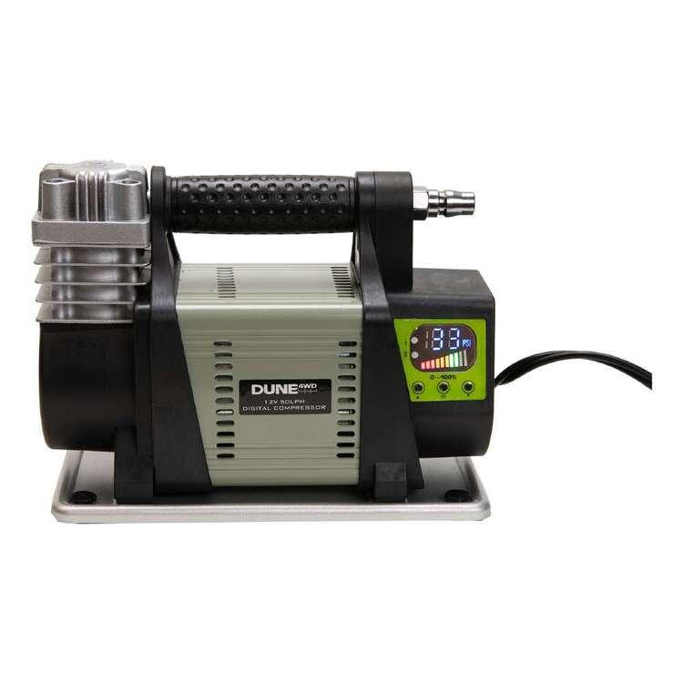 Dune 4WD Digital Air Compressor 50LPM