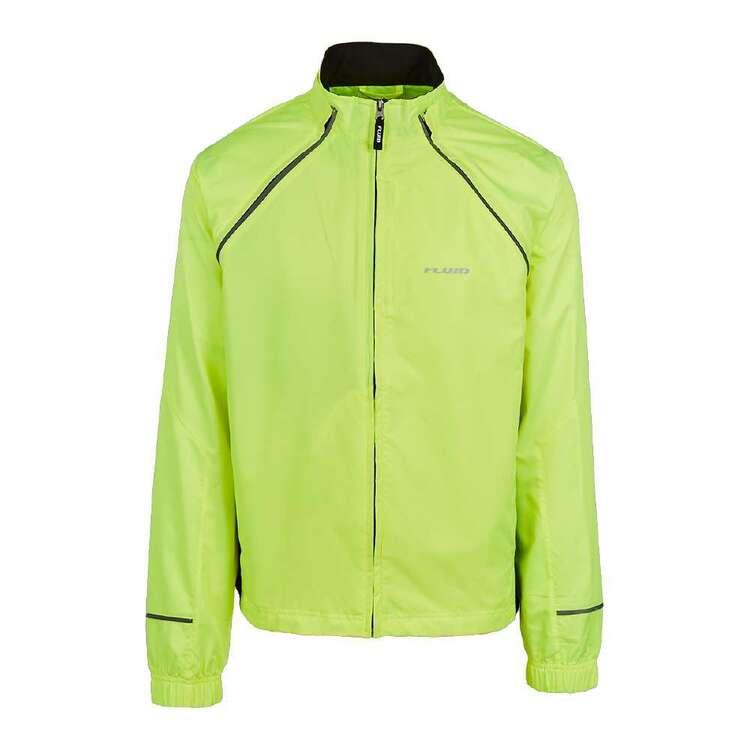 Fluid Hi-Vis Cycling Jacket