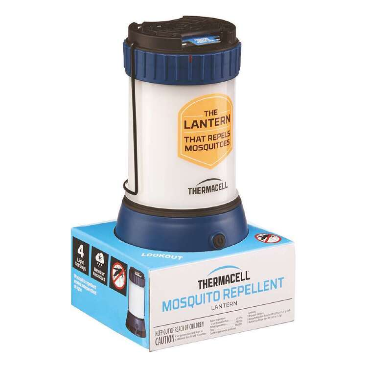 Thermacell Mosquito Repeller Scout Lantern Grey