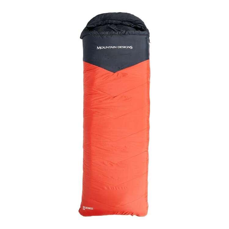 Mountain Designs Wilderness 200 Synthetic Sleeping Bag