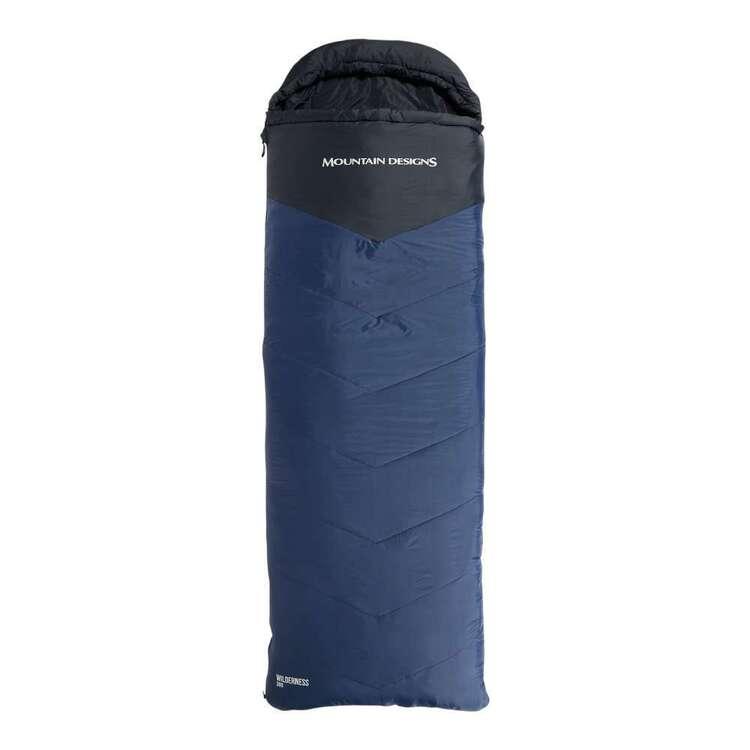 Mountain Designs Wilderness 300 Synthetic Sleeping Bag