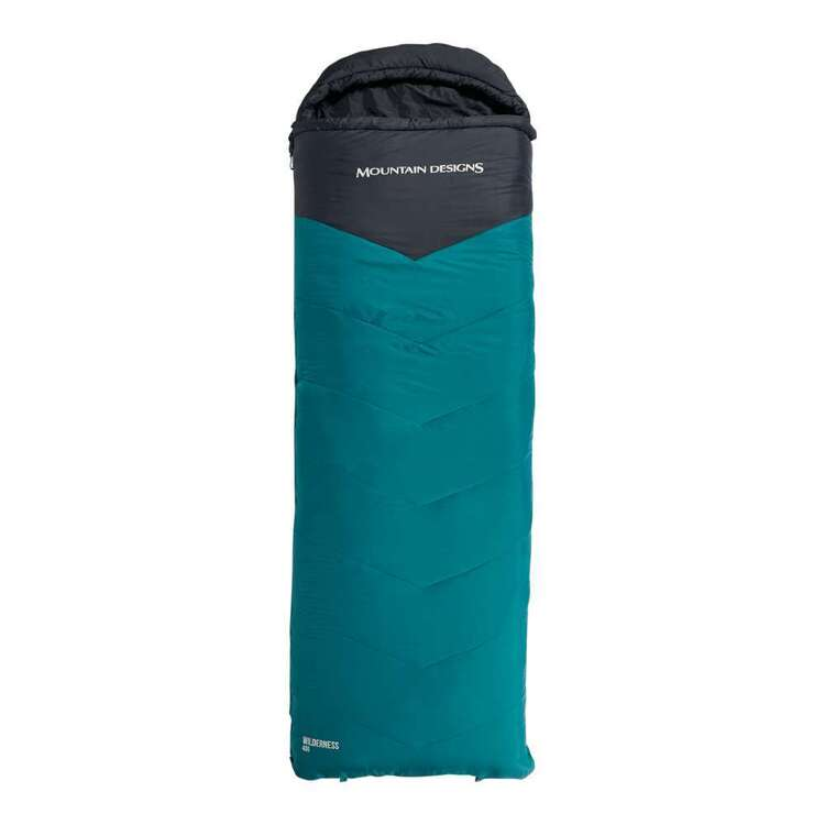 Mountain Designs Wilderness 400 Synthetic Sleeping Bag