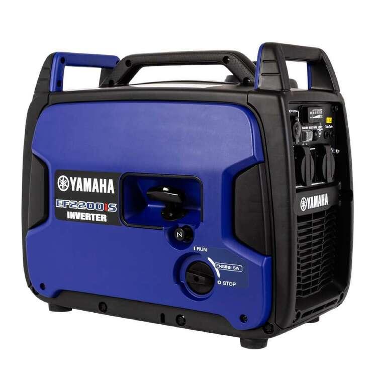 Yamaha 2.2KVA Silent Inverter Generator
