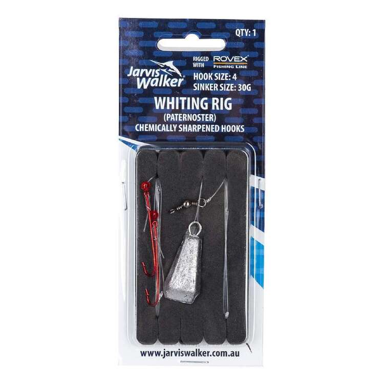 Jarvis Walker Whiting Paternoster Rig Size 4