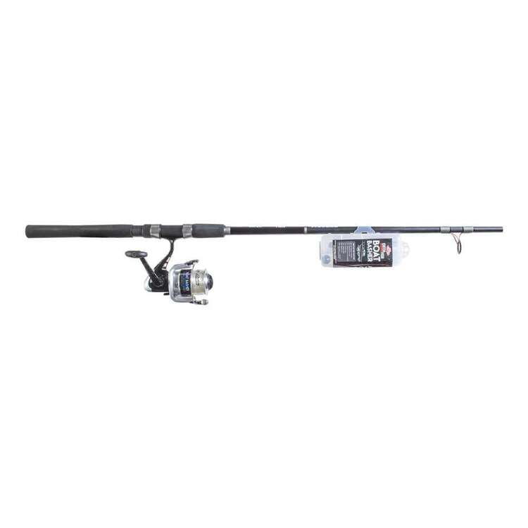 Berkley Catch More Fish 6' 7-12kg Boat Basher Spinning Combo
