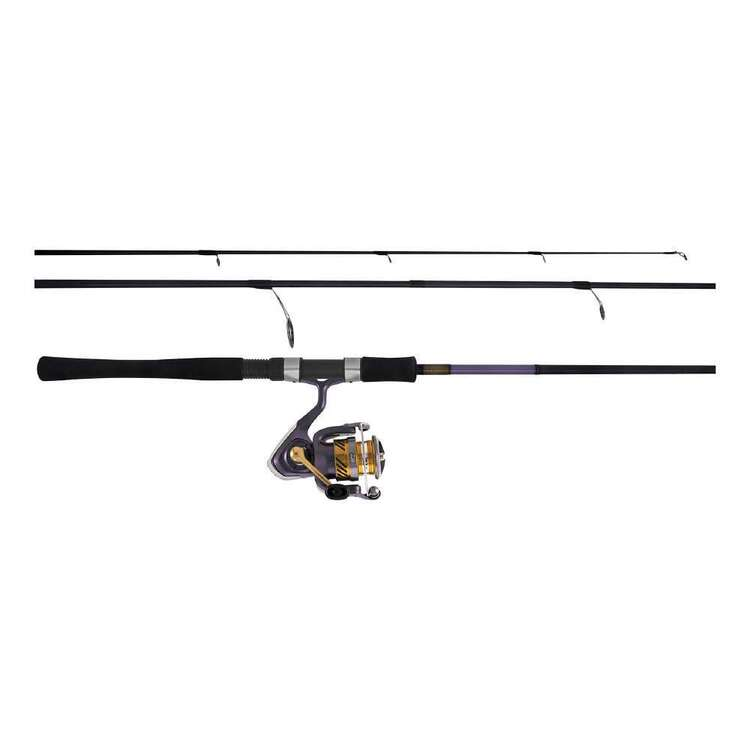 Daiwa Luxel LT 7' 6-10kg 5000 Spin Combo Black 7 ft