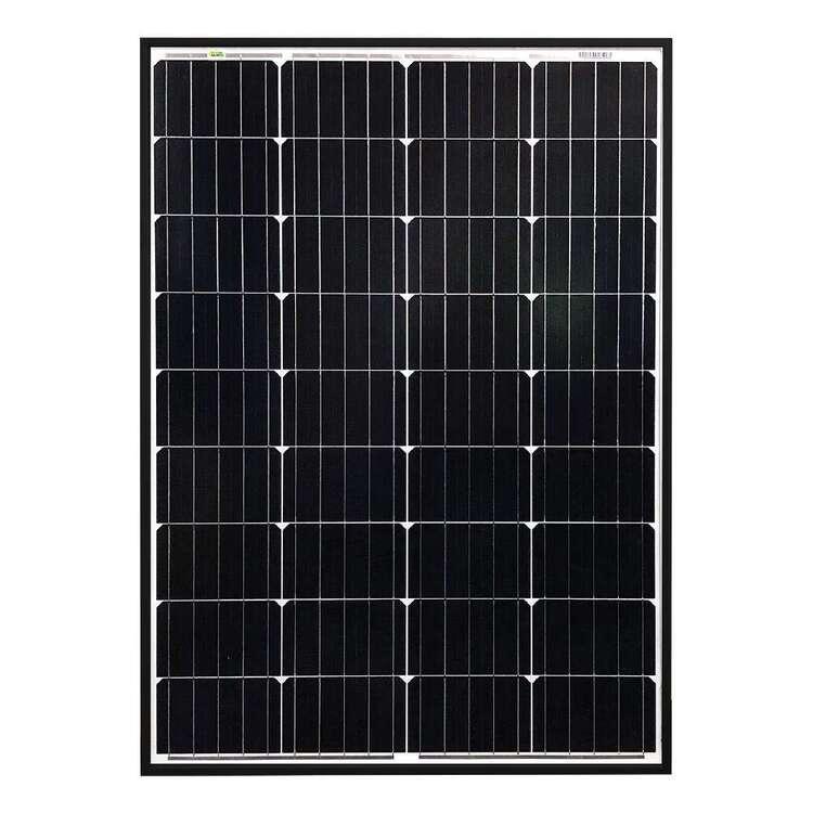 KT Cables 100 Watt Solar Panel