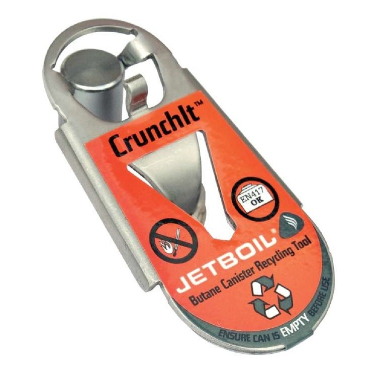 Jetboil CrunchIt Canister Recycling Tool