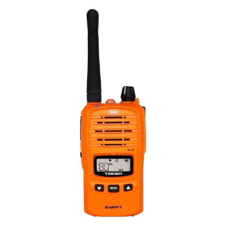GME TX6160XO 5 Watt UHF CB Handheld Radio