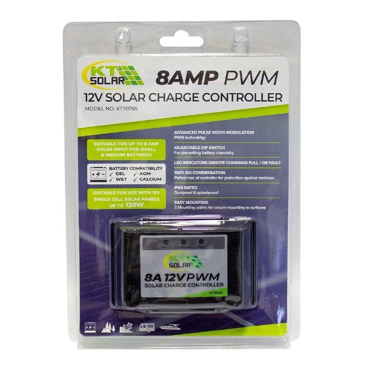 KT Cables 5 Amp Solar Regulator