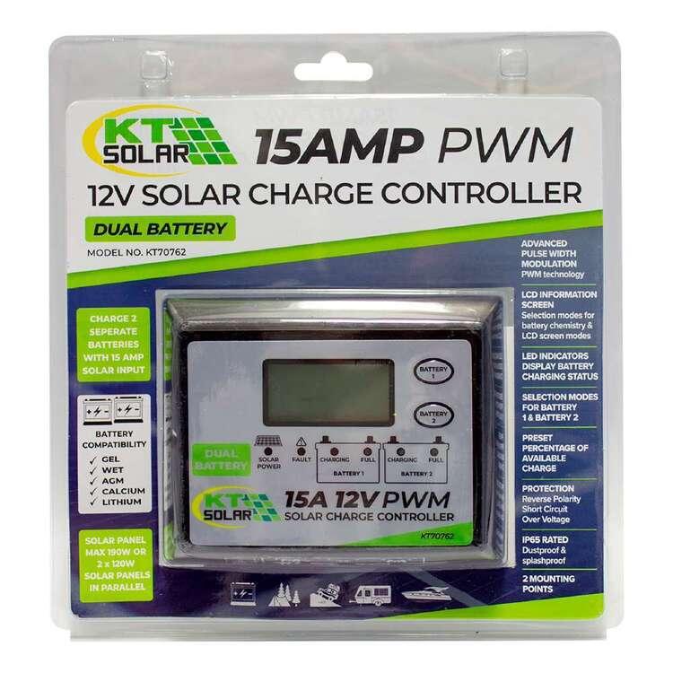 KT Cables 20 Amp dual Solar Regulator
