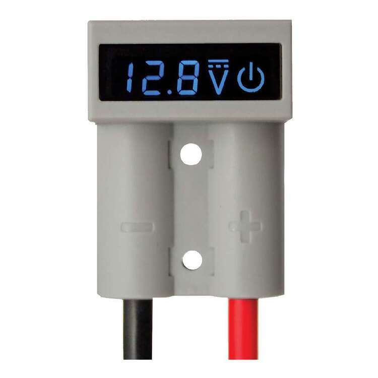 KT Cables Anderson Plug With 50 Amp Voltage Meter