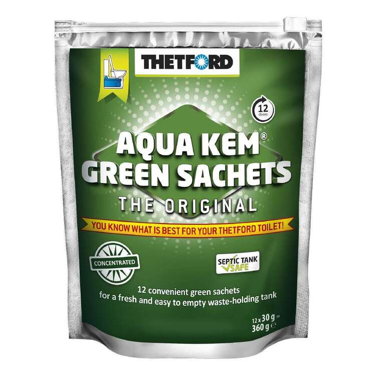 Thetford Aqua Kem Green Concentrate Sachets