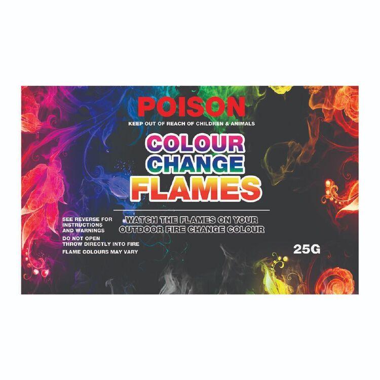 OZtrail Colour Change Flames