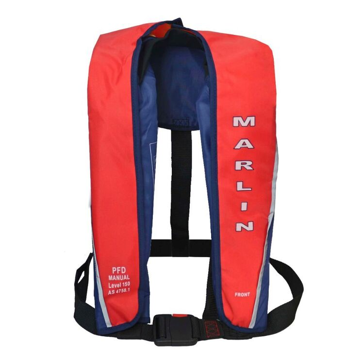 Marlin Inflatable Manual Red 4758