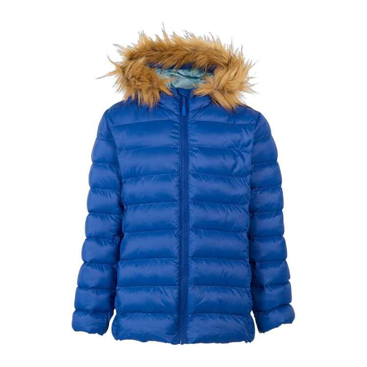 Cape Girls' Youth Recycled Puffer Jacket