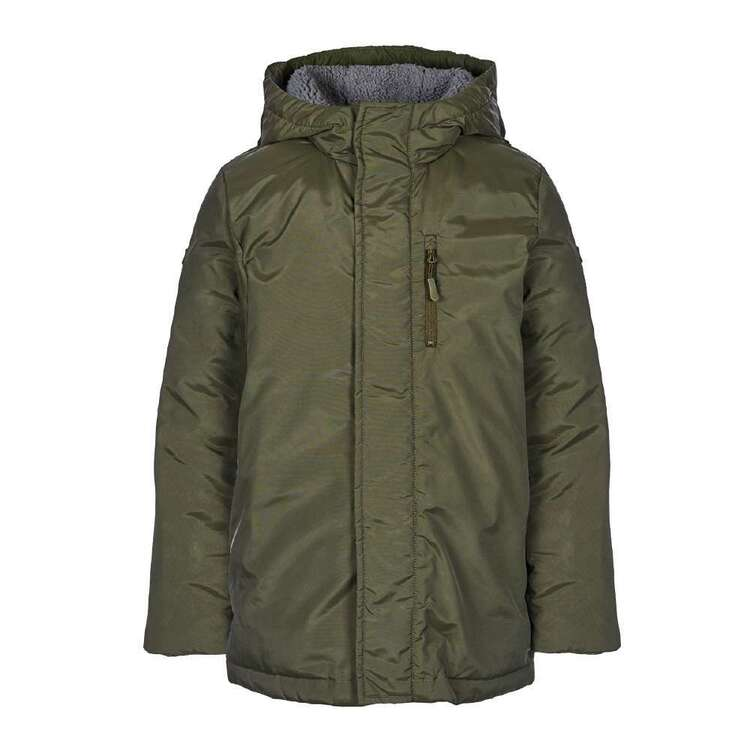 Cape Youth Sherpa Insulated Jacket