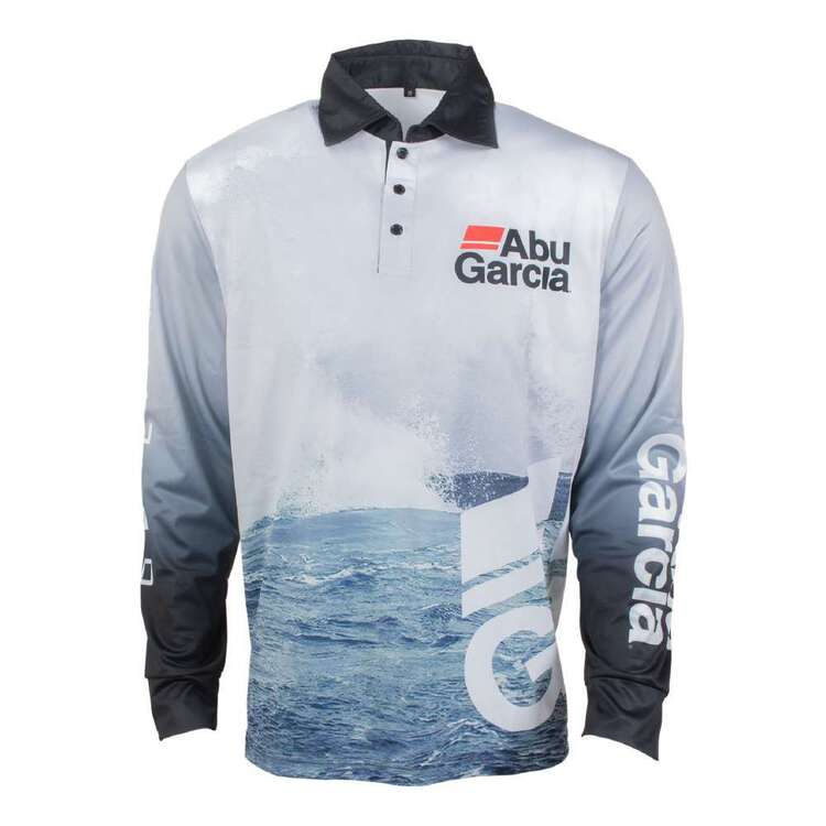 Abu Garcia Pro Sublimated Fishing Shirt