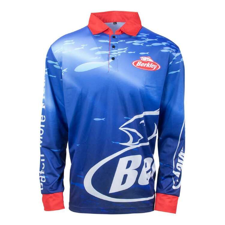 Berkley Pro Sublimated Fishing Shirt