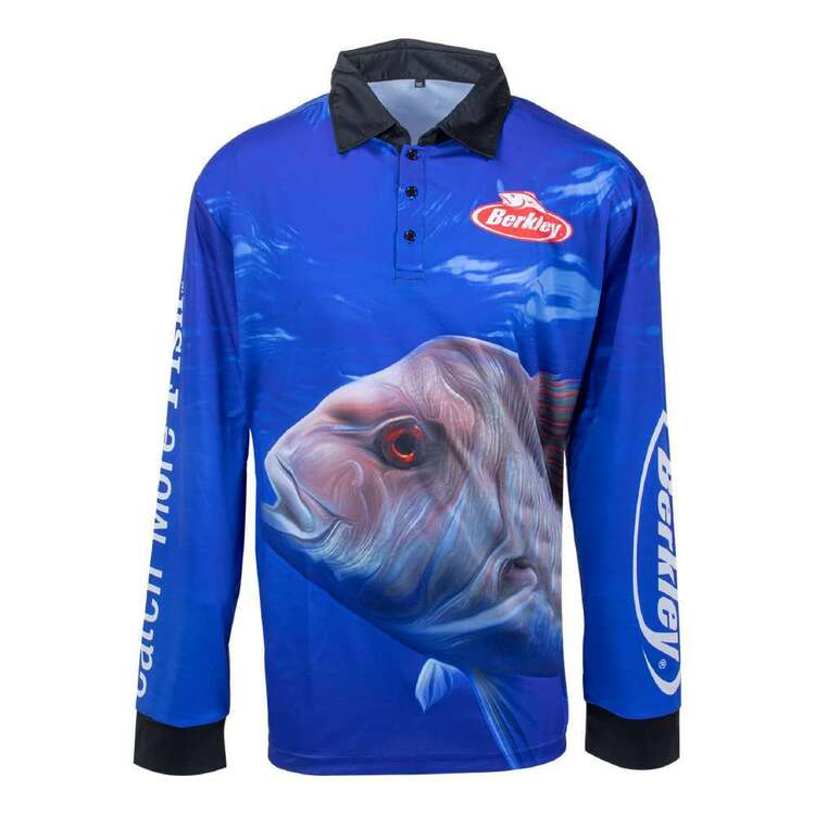 Berkley Snapper Sublimated Fishing Shirt