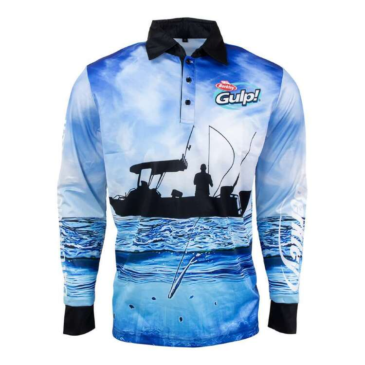 Berkley Gulp Sublimated Fishing Shirt