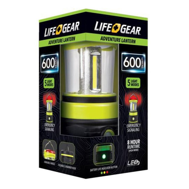Life+Gear 3D Adventure Lantern
