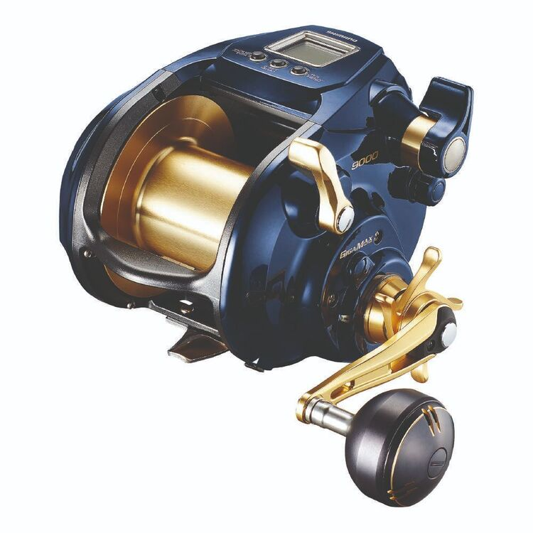 Shimano Beastmaster 9000 A Electric Reel