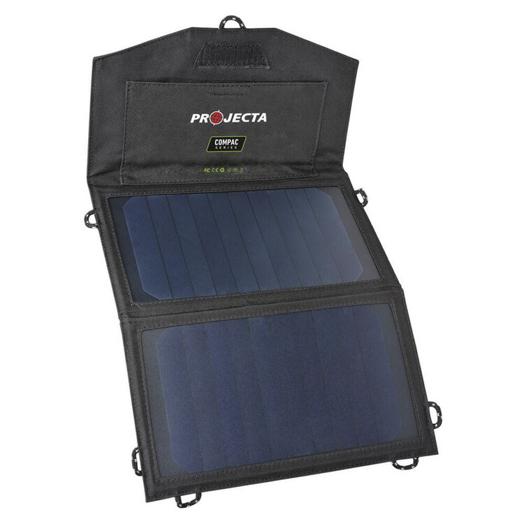 Projecta Personal Folding 10W Solar Panel