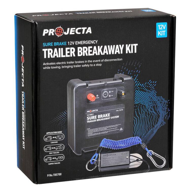 Projecta Sure Brake Trailer Breakaway System