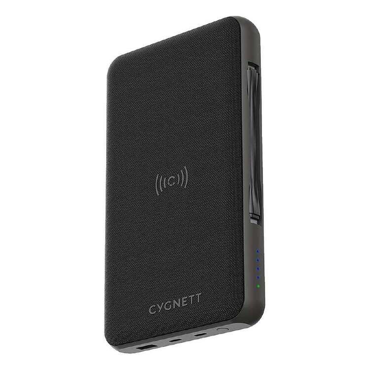 Cygnett ChargeUp Edge+ 27K Wireless Power Bank