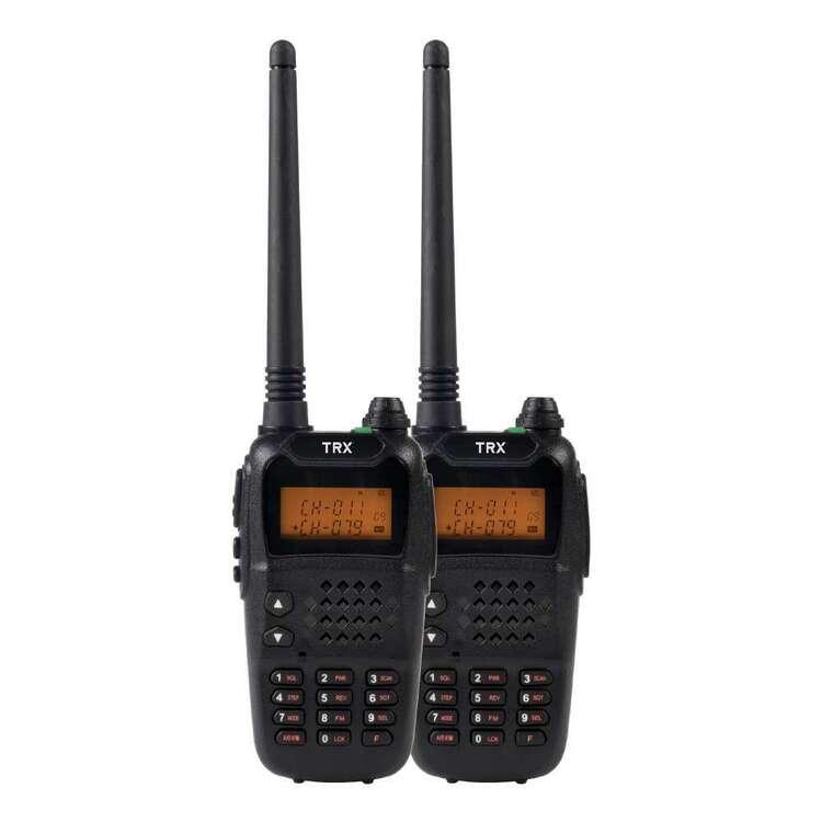 TRX UHF 5 Watt CB Radio 2 Pack