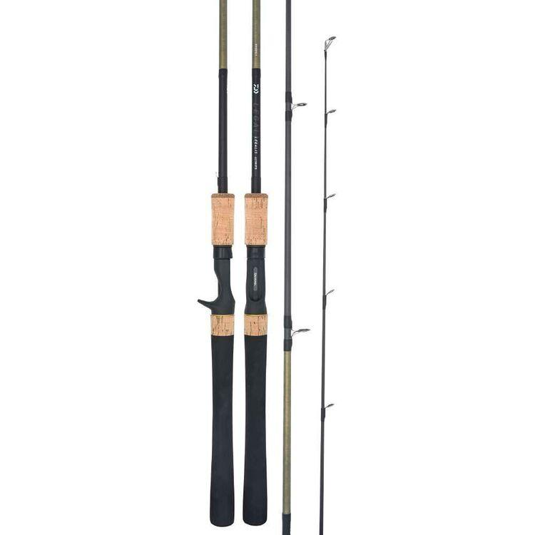 Daiwa Legalis 602HFB 6-12kg Baitcast Rod