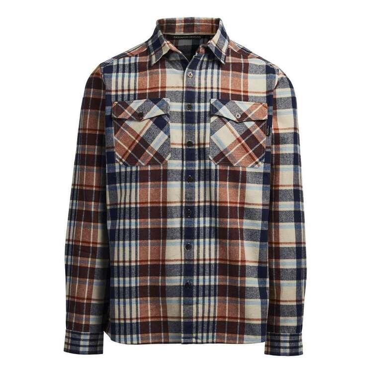 Men's Robinson Long Sleeve Shirt Earth