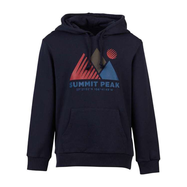 Cape Youth Hooded Mountain Fleece Top