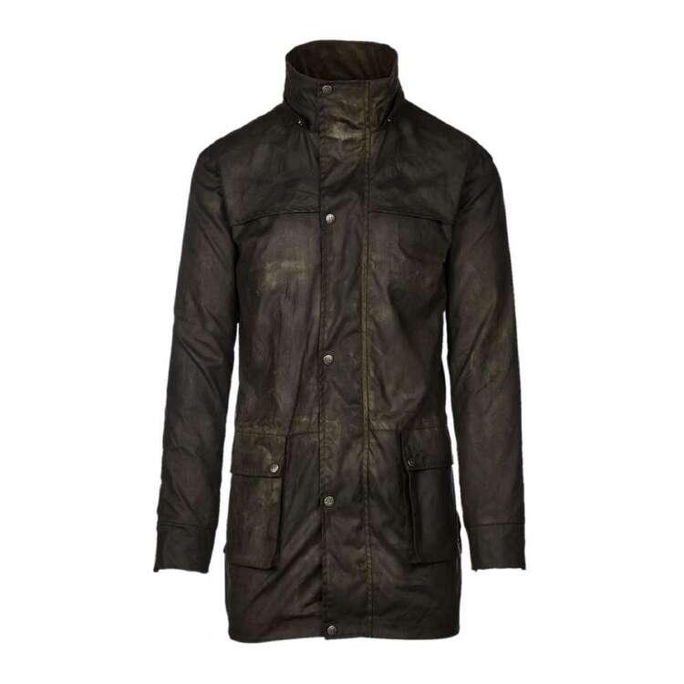 Gondwana Men's Oilskin Jacket Plus Size