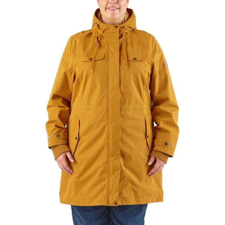 Gondwana Women's Elendale Rain Jacket Plus Size